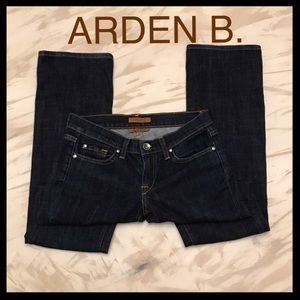 Womens Arden B Signature Boot Jeans